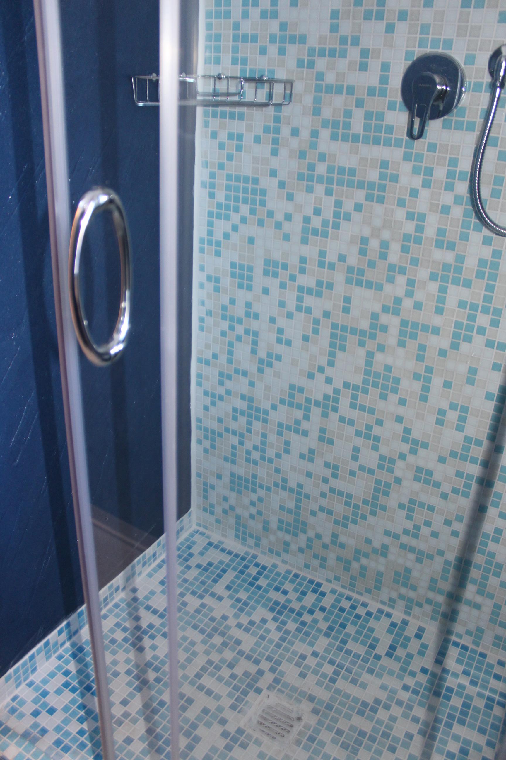 Camera blu (il riposo)